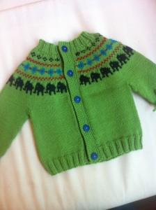 Ella Funt Sweater